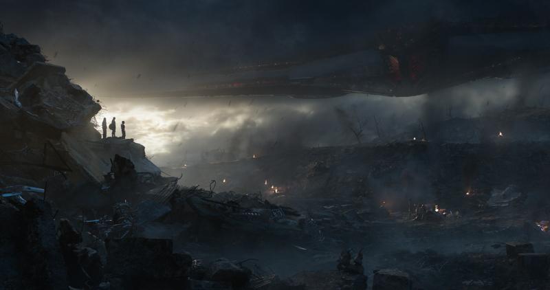 Avengers: Endgame - teledysk do utworu z najlepszej sceny filmu