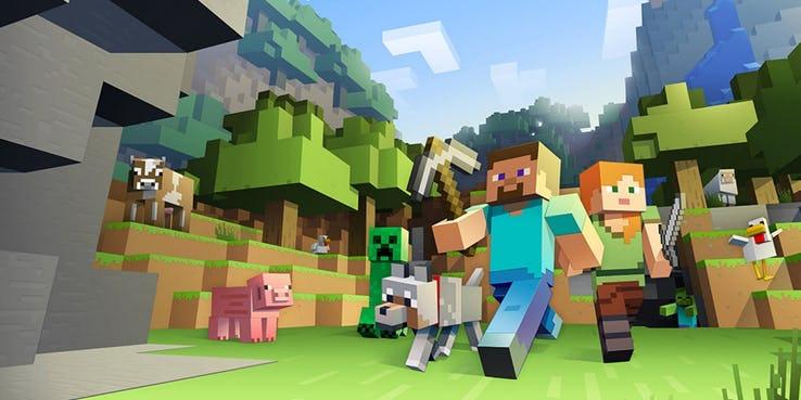 Minecraft - kim będą bohaterowie filmu? Nowe informacje