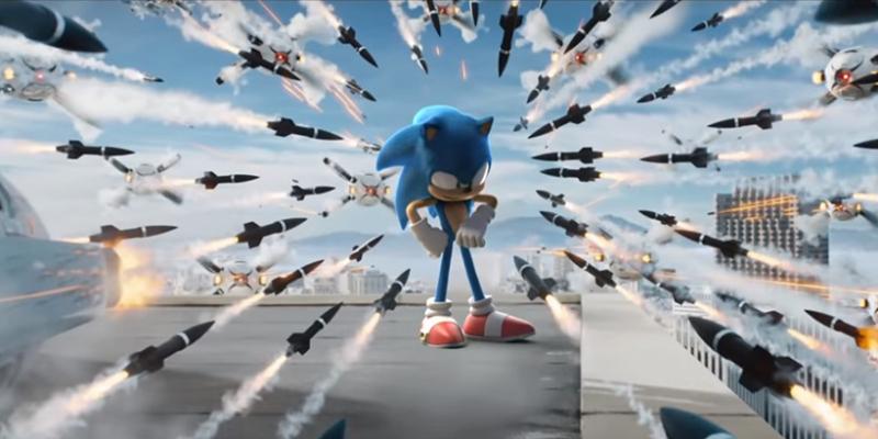 Sonic. Szybki jak błyskawica i Wyspa fantazji - jakie otwarcia filmów w box office? Pierwsze prognozy