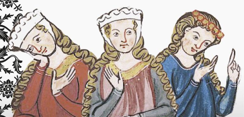 Życie średniowiecznej kobiety: książka już w sprzedaży