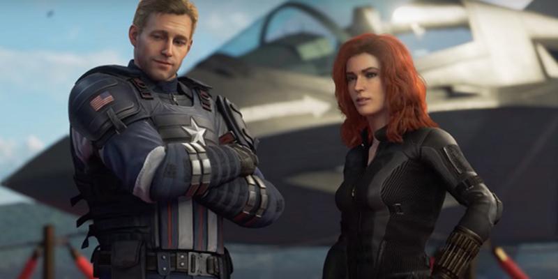 Marvel's Avengers tak dobre, jak Spider-Man na PS4? Panel o grze na SDCC 2019
