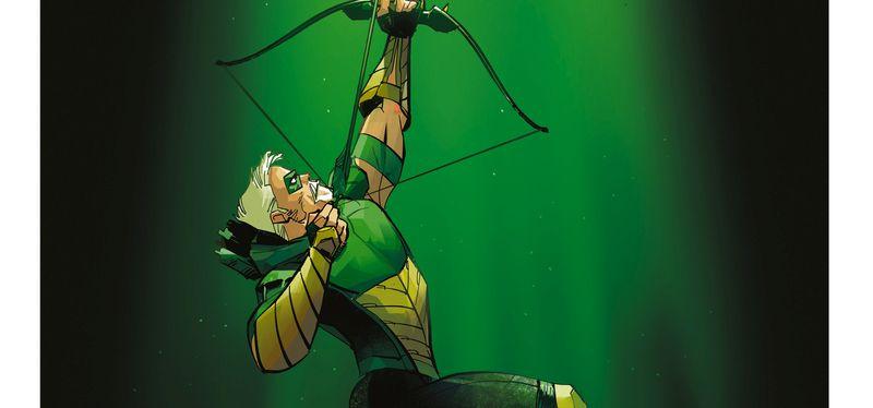 Green Arrow #05: Konstelacja strachu - recenzja komiksu