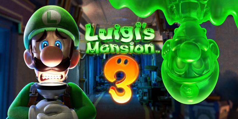 Luigi's Mansion 3 zadebiutuje pod koniec 2019 roku