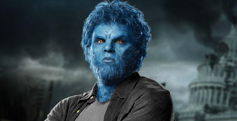 X-Men - Nicholas Hoult jako Bestia mógł otrzymać solowy film. Zobacz scenariusz