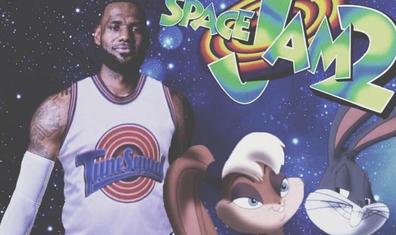 Kosmiczny mecz 2 - logo zdradza oficjalny tytuł
