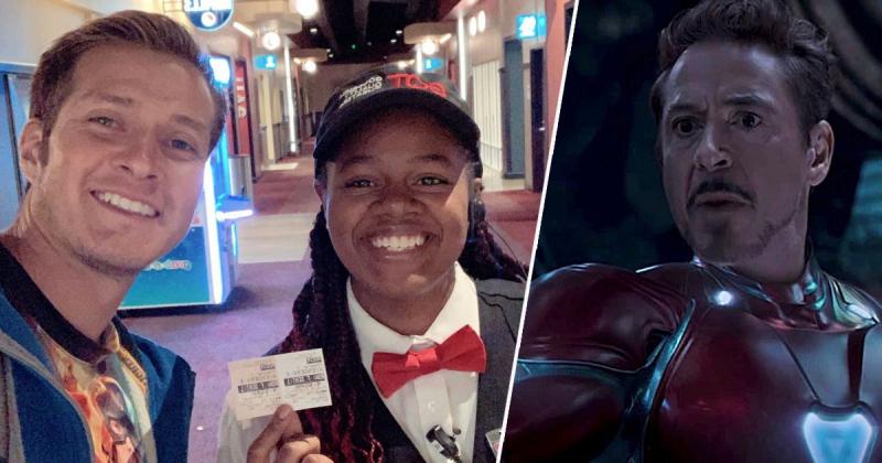 Ile razy widziałeś Avengers: Koniec gry? Fan MCU zmierza po Rekord Guinnessa
