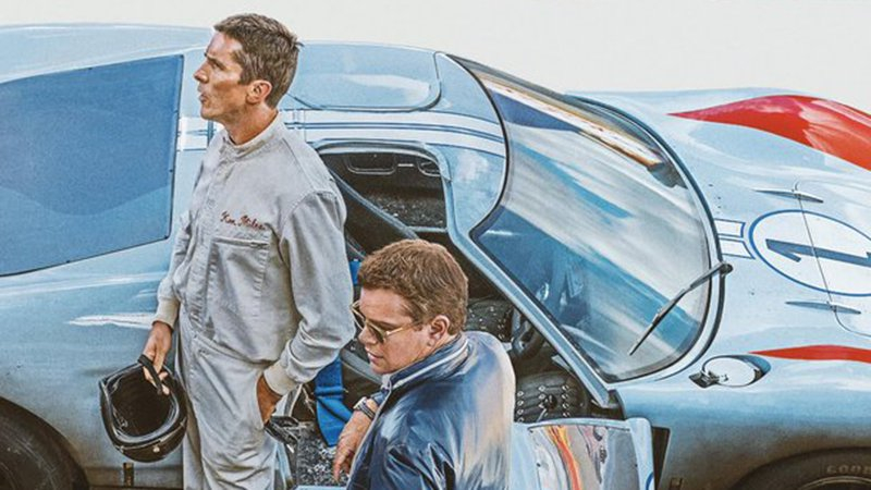 Ford V Ferrari Zwiastun Filmu Z Damonem I Bale Em Beda Oscary