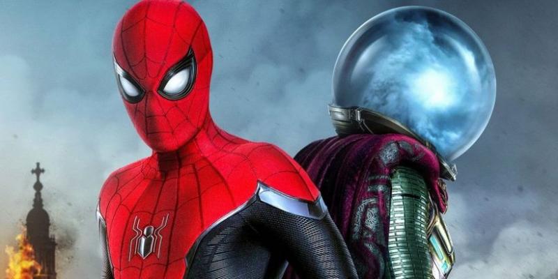 Spider-Man: Daleko od domu - wpadka promocyjna z okiem Fury'ego. Pajączek reklamuje Audi