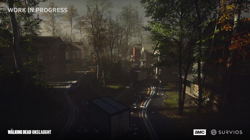 Jak zapowiada się The Walking Dead: Onslaught? Są pierwsze wrażenia z gry