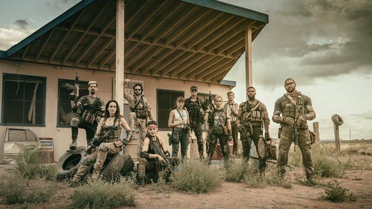 Army of the Dead - nowe zdjęcia z filmu Netflixa w reżyserii Zacka Snydera