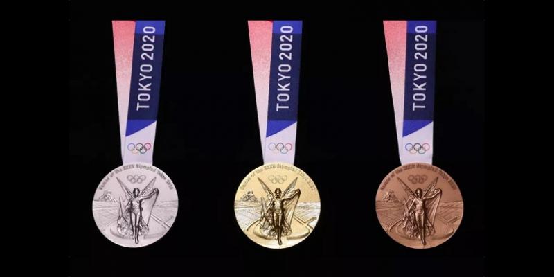 Ujawniono, jak będą wyglądać medale olimpijskie zrobione z elektrośmieci