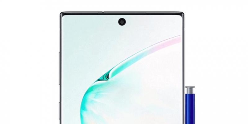 Samsung Galaxy Note 10 – pierwsze zdjęcia