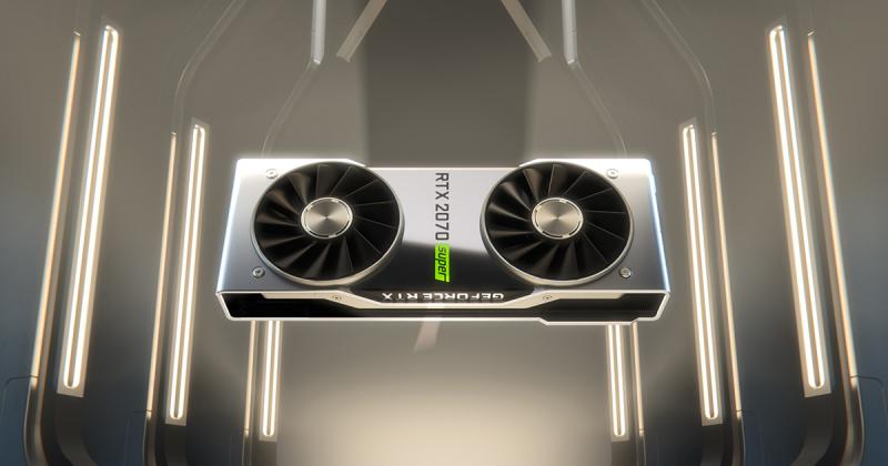 Nvidia rozpoczęła erę kart RTX Super