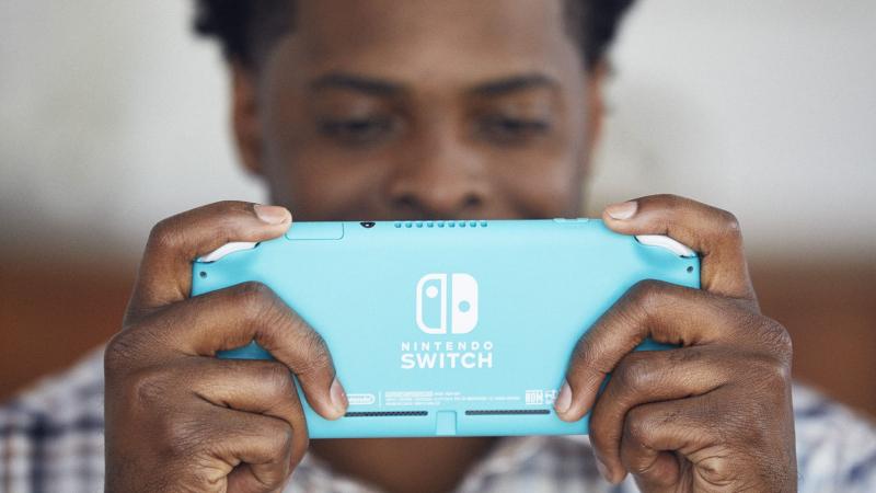 Nintendo Switch Lite niczym klasyczny Game Boy. Oto świetny projekt fana