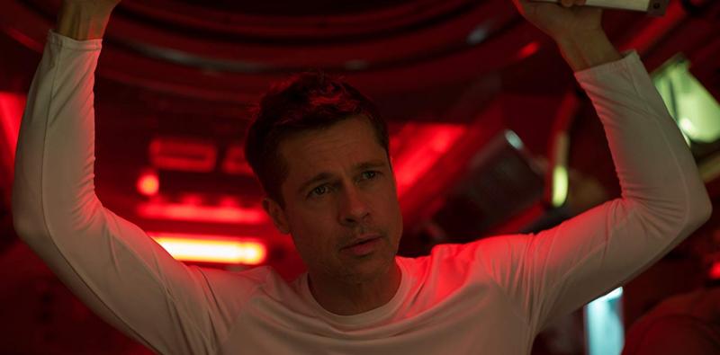 Ad Astra - Brad Pitt w kosmosie w trzech nowych klipach z filmu