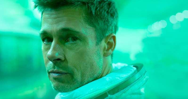 Ad Astra - Brad Pitt rozpoczyna swoją misję w nowych klipach z filmu