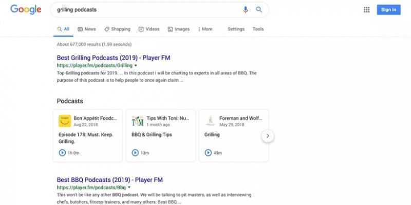 Google ułatwi wyszukanie podcastów
