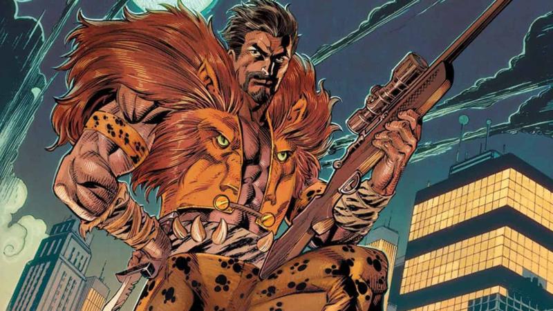 Jason Momoa jako przeciwnik Spider-Mana w świetnym fanarcie