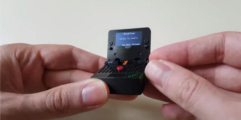 """Prawdopodobnie najmniejszy """"gamingowy"""" laptop świata"""