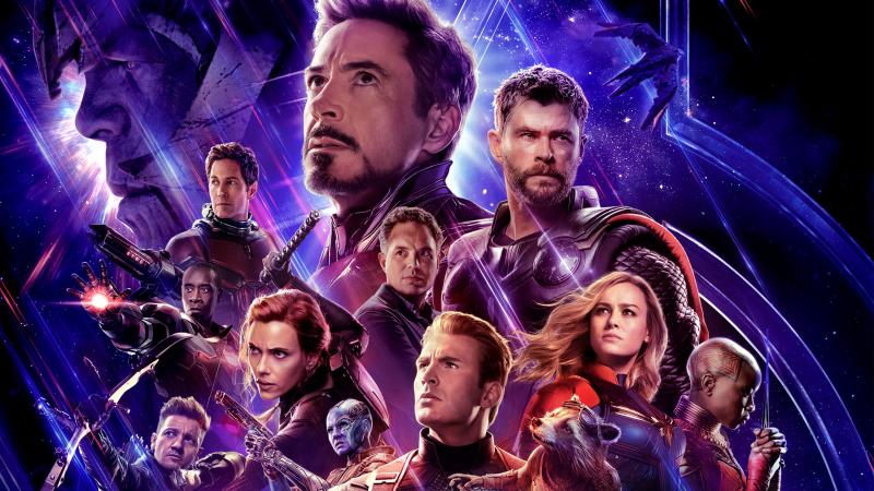 Avengers: Endgame - te prace pokochasz razy 3000