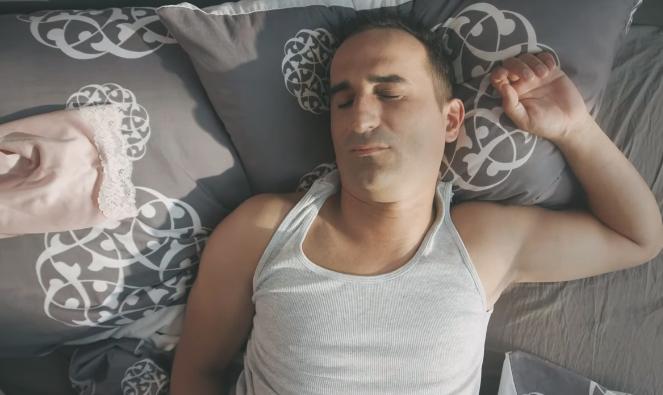 Michał Koterski w reklamowej kontynuacji Dnia świra