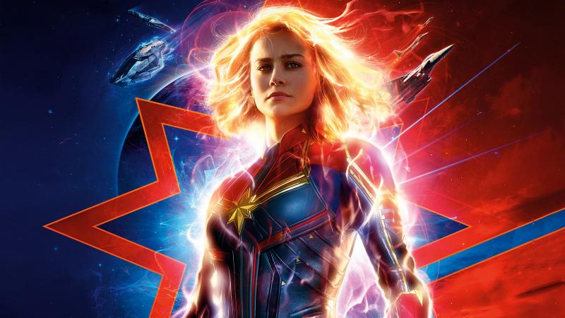 Kapitan Marvel 2 - Brie Larson zachwycona perspektywą pracy z reżyserką Little Woods
