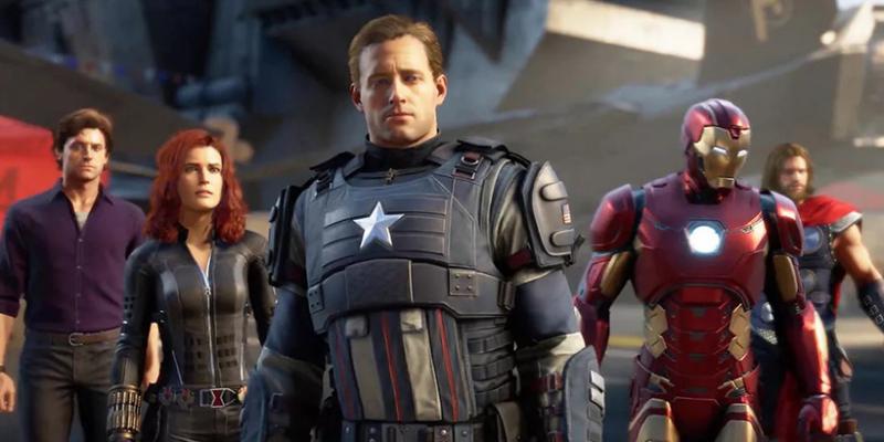 Marvel's Avengers - zwiastun przedstawia nowy wizerunek Thora