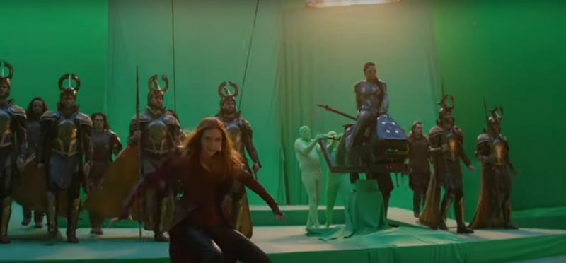 Avengers: Koniec gry - tak tworzono finałową bitwę. Zobacz kulisy