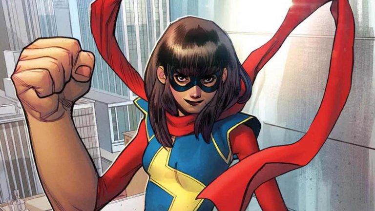 Ms. Marvel wchodzi do MCU. Powstanie serial o superbohaterce