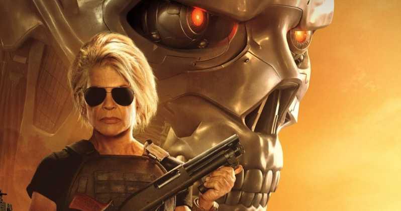 Terminator: Mroczne przeznaczenie - klapa filmu w kinach. Będą wysokie straty finansowe
