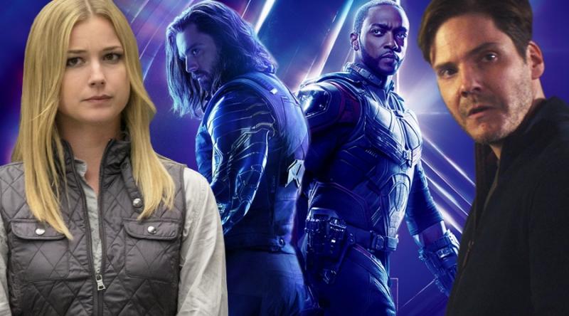 Falcon & Winter Soldier - wraca Sharon Carter. Jest też kolejna postać