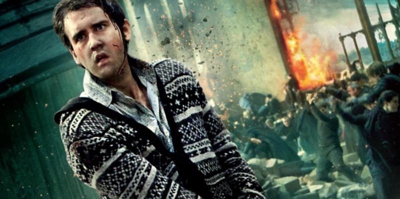 Harry Potter jako serial? Matthew Lewis jest na tak