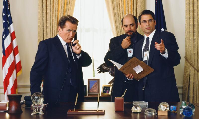 Prezydencki poker - zwiastun specjalnego odcinka kultowego serialu