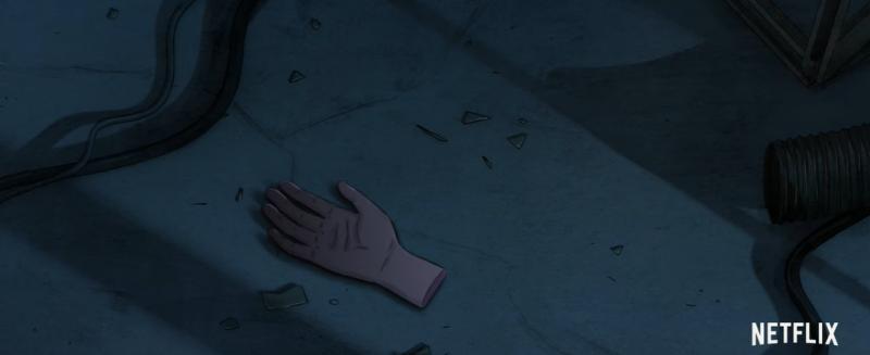 Zgubiłam swoje ciało - zwiastun nagrodzonej w Cannes francuskiej animacji od Netflixa