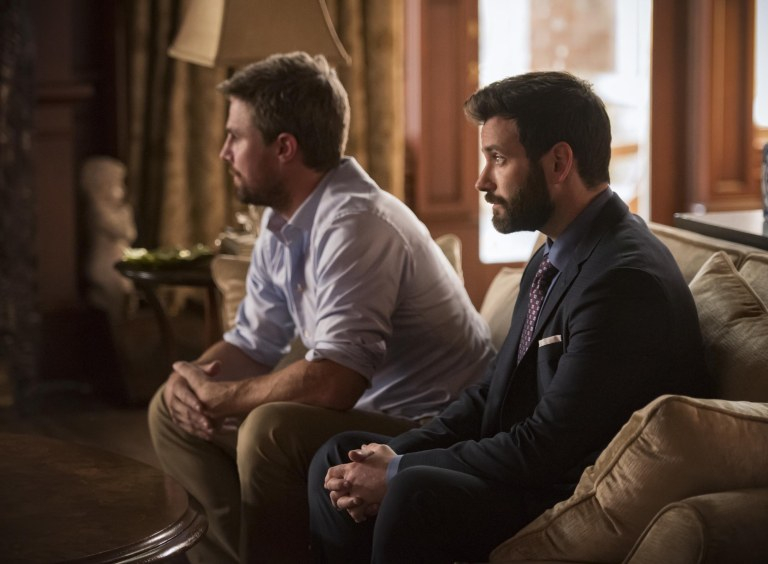 Arrow - producentka zapowiada nostalgiczny, premierowy odcinek 8. sezonu serialu