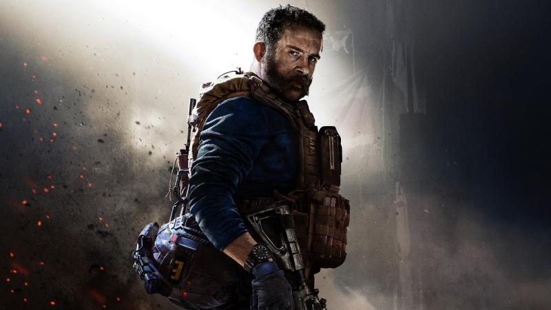 Call of Duty: Modern Warfare to najlepiej sprzedająca się gra 2019 roku