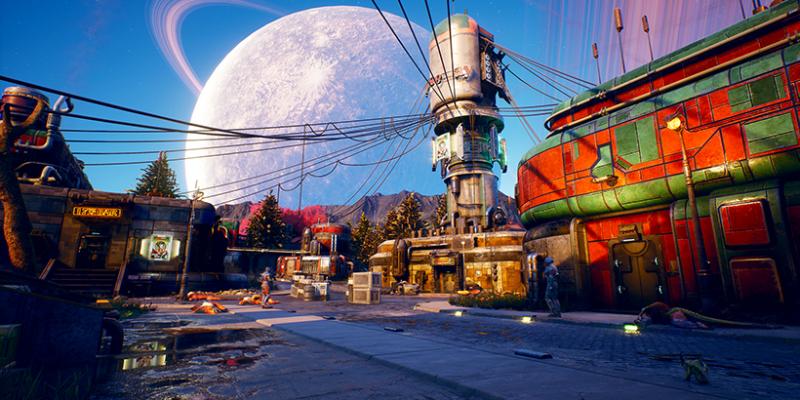 Witajcie w kolonii Halcyon. Zobacz nowy zwiastun The Outer Worlds