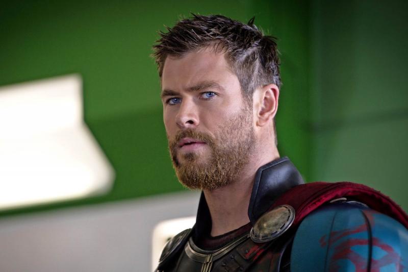 Chris Hemsworth jako Hulk Hogan. Aktor planuje wielką fizyczną przemianę