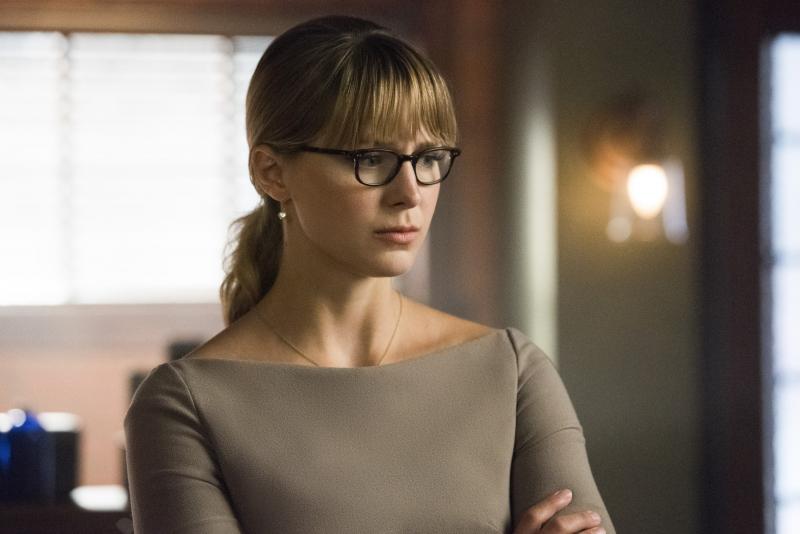 Supergirl - co dalej w 5. sezonie? Julie Gonzalo jako Acrata na nowych zdjęciach