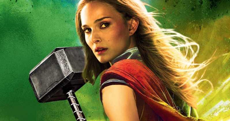 Thor: Love and Thunder wykorzysta wątek Jane Foster walczącej z rakiem piersi?