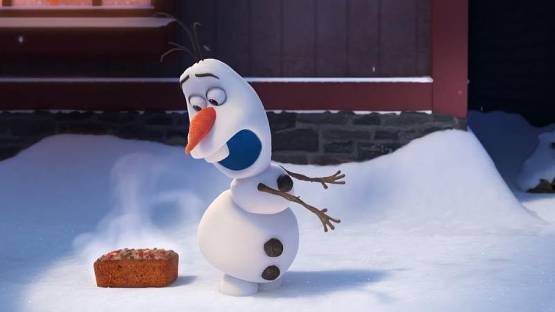 Kraina Lodu - Olaf powraca w nowej serii od Disneya tworzonej... zdalnie [WIDEO]