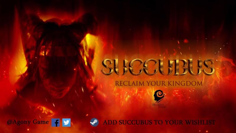 Succubus - brutalny fragment rozgrywki. Tylko dla dorosłych
