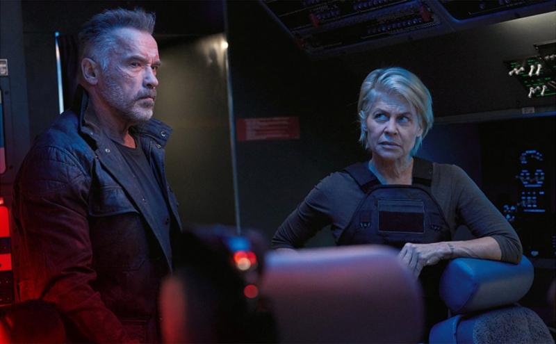 Terminator: Mroczne przeznaczenie - kolejne spoty filmu ujawniają nowe sceny