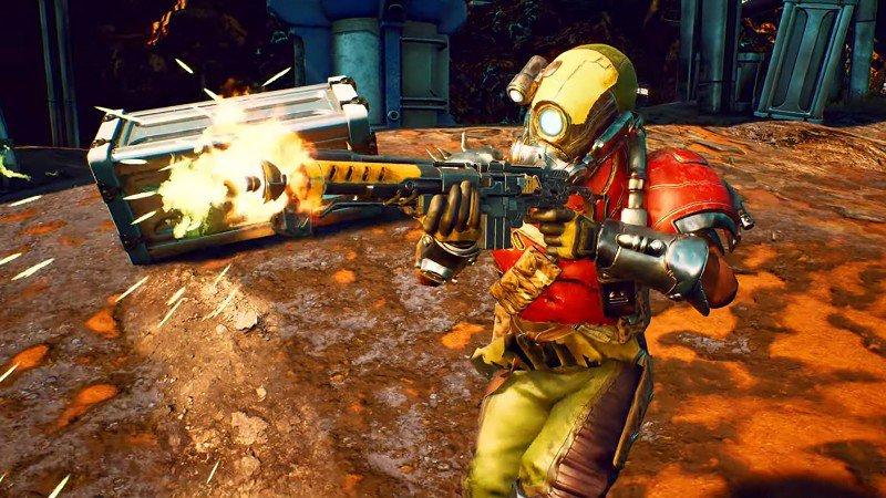 The Outer Worlds z usprawnieniami graficznymi tylko na konsoli Xbox One X