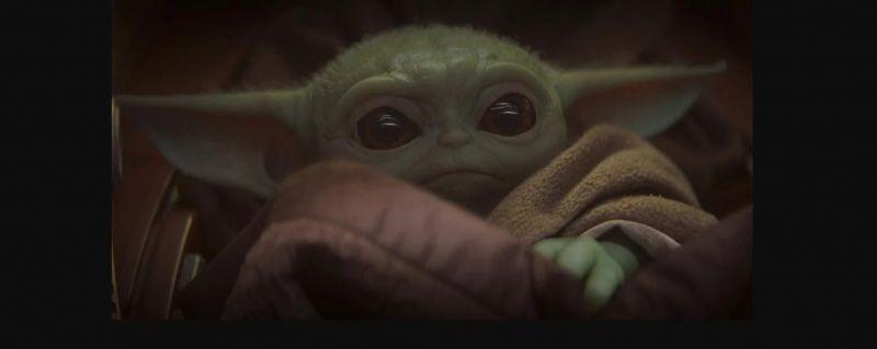 Baby Yoda łączy fanów Gwiezdnych Wojen. Nic słodszego dziś nie zobaczycie