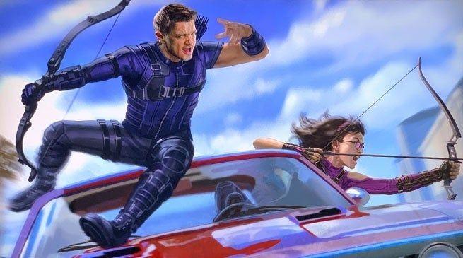 Hawkeye - Marvel opóźnia serial na czas nieokreślony. Jaki powód?