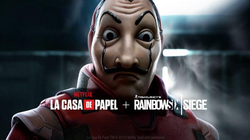 Dom z Papieru w Rainbow Six: Siege. Nowe wydarzenie w grze Ubisoftu