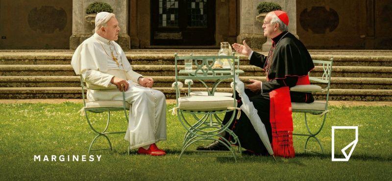 Dwóch papieży: premiera książki scenarzysty filmu Netfliksa