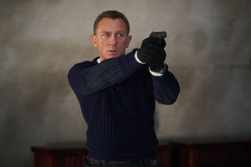 Nie czas umierać - emocjonalna przemowa Daniela Craiga na zakończenie zdjęć