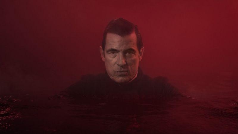 Drakula - do muzyki w serialu wykorzystano krew i krzyk dzieci
